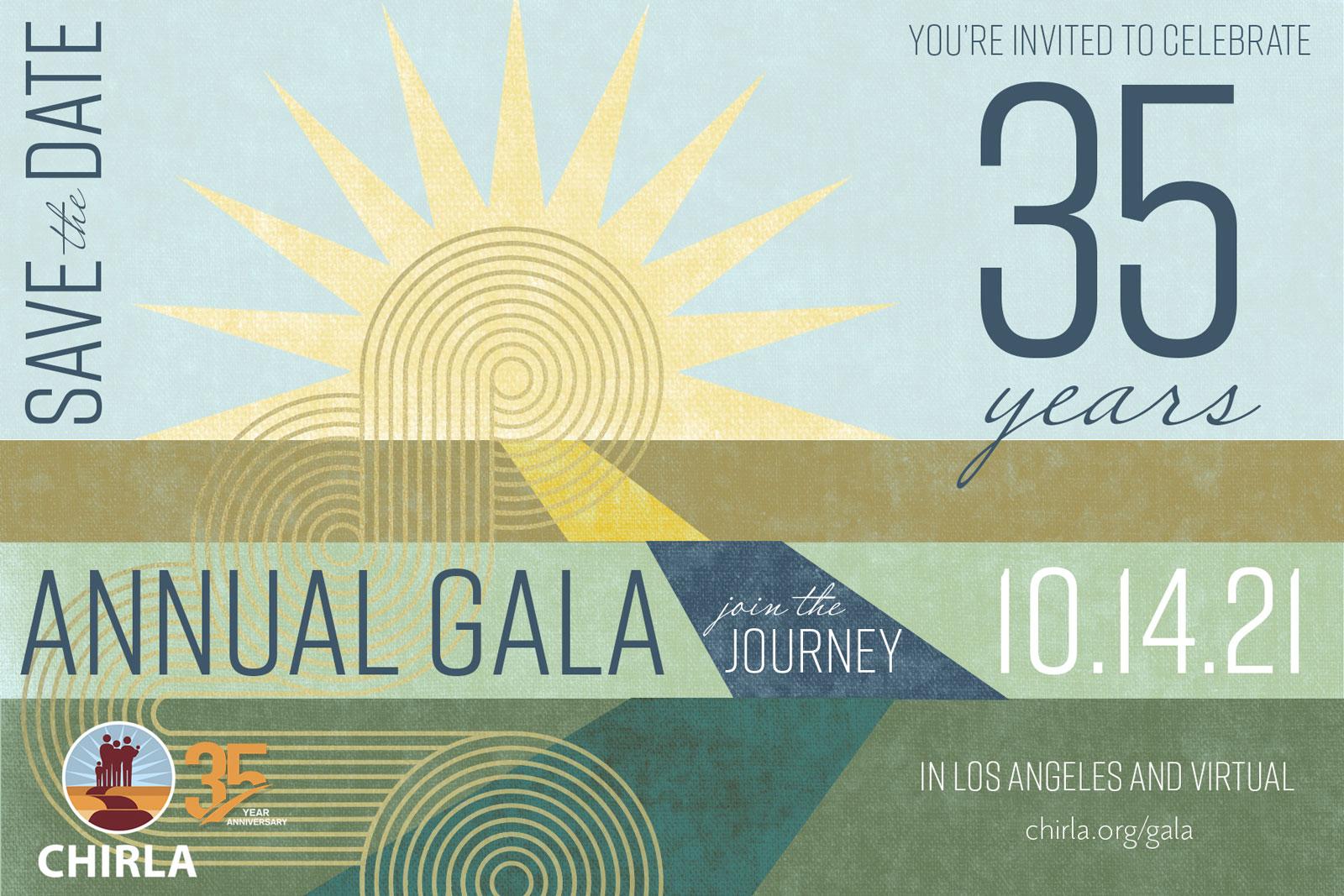 Gala 2021 - 35 Years